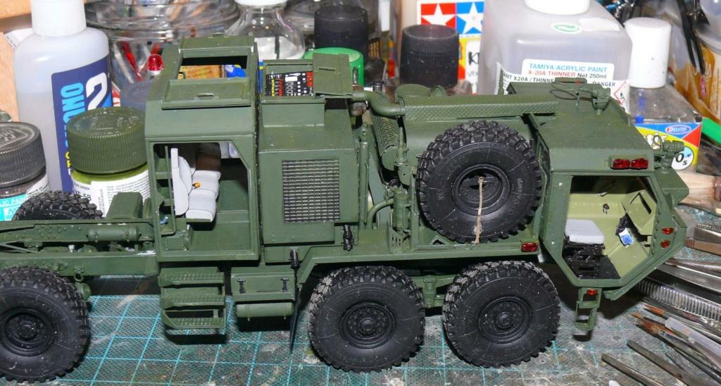 HEMTT M1142 Tactical Fire Fighting Truck TFFT de Trumpeter au 1/35 - Page 2 Hemtt634