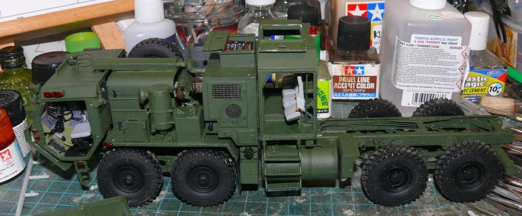 HEMTT M1142 Tactical Fire Fighting Truck TFFT de Trumpeter au 1/35 - Page 2 Hemtt635