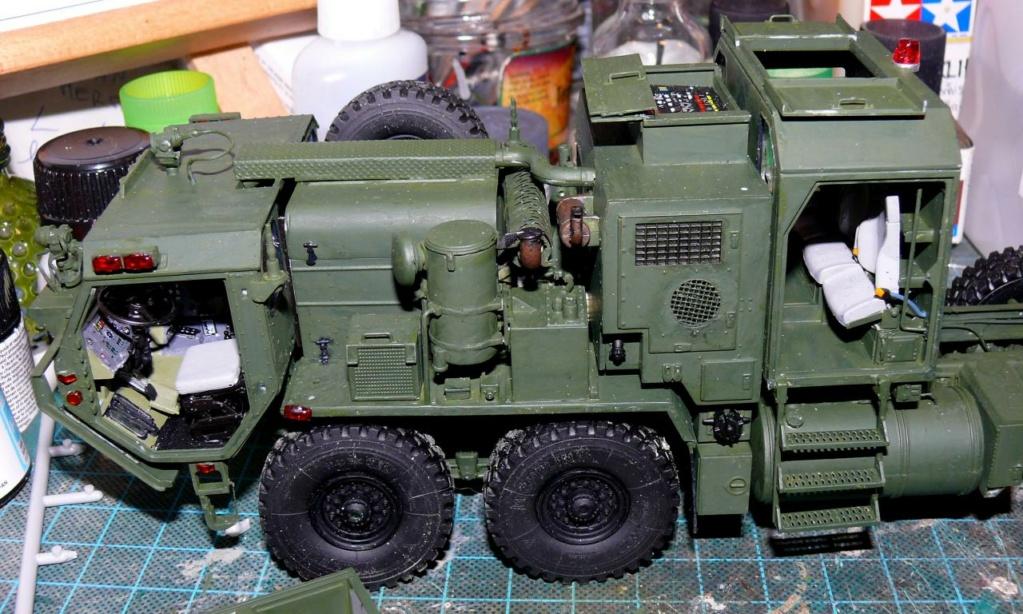 HEMTT M1142 Tactical Fire Fighting Truck TFFT de Trumpeter au 1/35 - Page 2 Hemtt636
