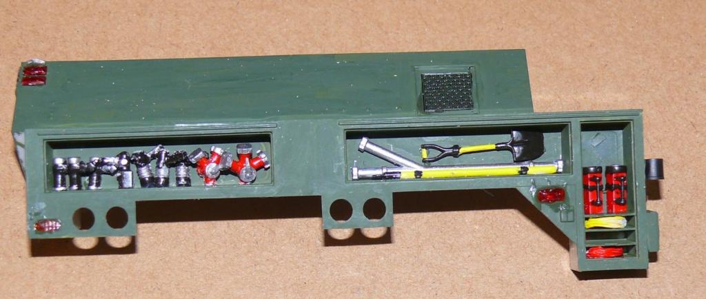 HEMTT M1142 Tactical Fire Fighting Truck TFFT de Trumpeter au 1/35 - Page 2 Hemtt663