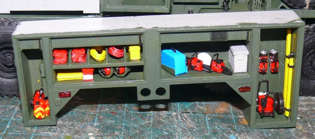 HEMTT M1142 Tactical Fire Fighting Truck TFFT de Trumpeter au 1/35 - Page 2 Hemtt664