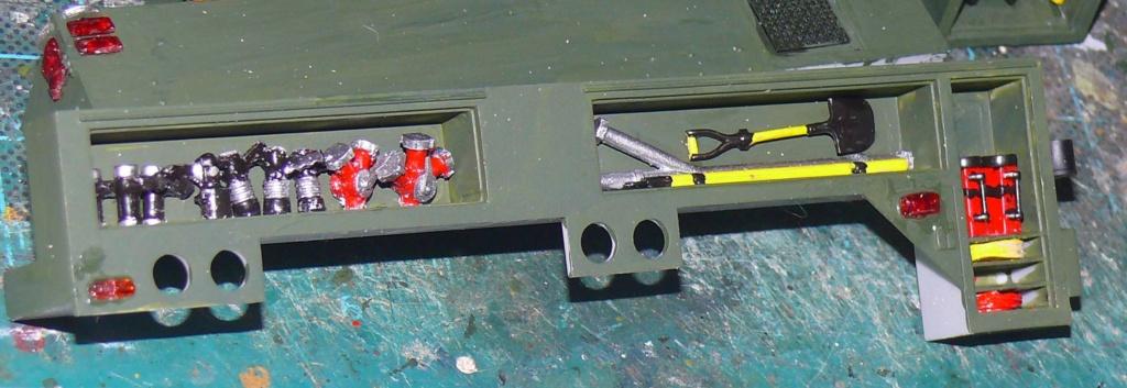 HEMTT M1142 Tactical Fire Fighting Truck TFFT de Trumpeter au 1/35 - Page 2 Hemtt669