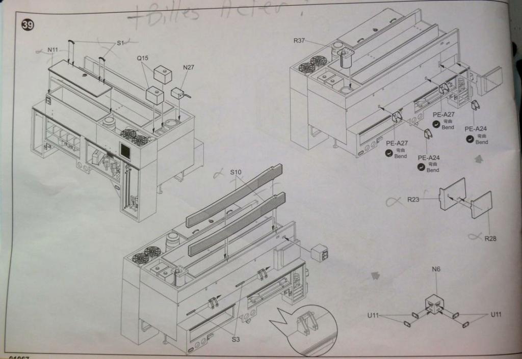 HEMTT M1142 Tactical Fire Fighting Truck TFFT de Trumpeter au 1/35 - Page 2 Hemtt671