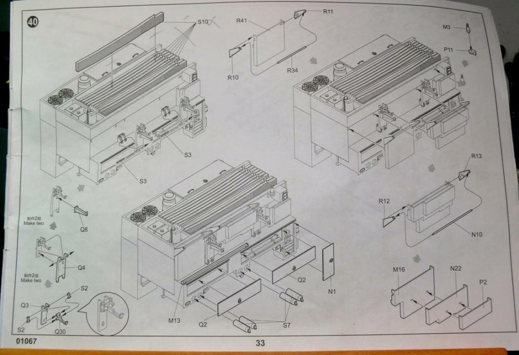 HEMTT M1142 Tactical Fire Fighting Truck TFFT de Trumpeter au 1/35 - Page 2 Hemtt672