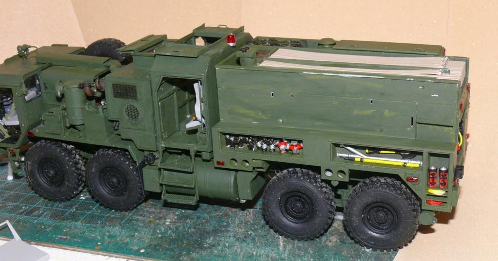 HEMTT M1142 Tactical Fire Fighting Truck TFFT de Trumpeter au 1/35 - Page 2 Hemtt673