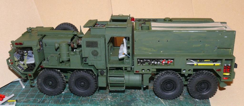HEMTT M1142 Tactical Fire Fighting Truck TFFT de Trumpeter au 1/35 - Page 2 Hemtt675
