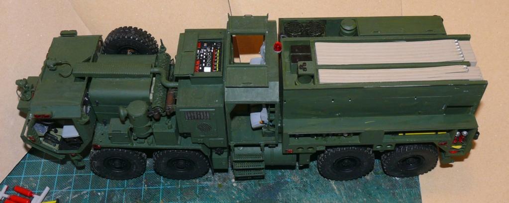 HEMTT M1142 Tactical Fire Fighting Truck TFFT de Trumpeter au 1/35 - Page 2 Hemtt677