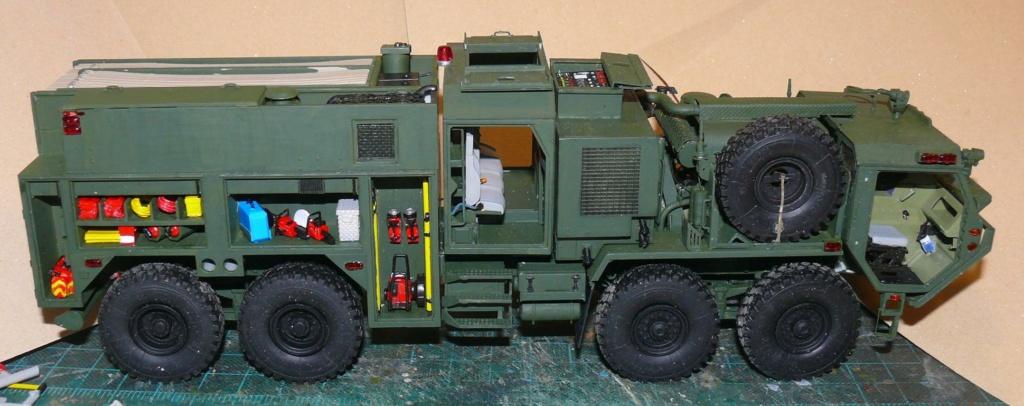 HEMTT M1142 Tactical Fire Fighting Truck TFFT de Trumpeter au 1/35 - Page 2 Hemtt678