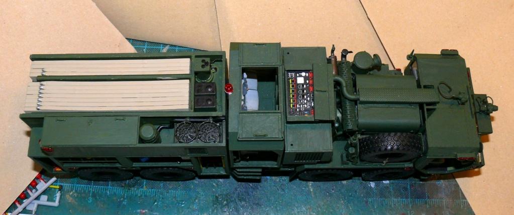 HEMTT M1142 Tactical Fire Fighting Truck TFFT de Trumpeter au 1/35 - Page 2 Hemtt679