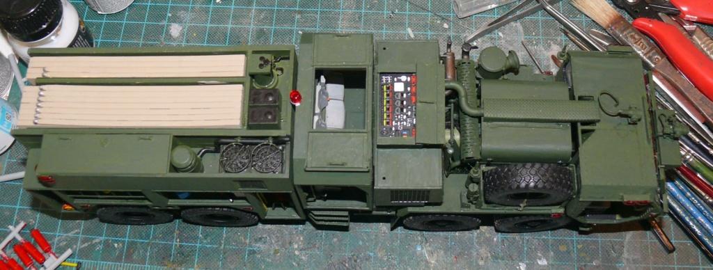 HEMTT M1142 Tactical Fire Fighting Truck TFFT de Trumpeter au 1/35 - Page 2 Hemtt683