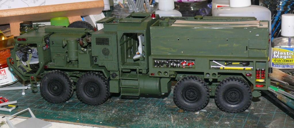 HEMTT M1142 Tactical Fire Fighting Truck TFFT de Trumpeter au 1/35 - Page 2 Hemtt684