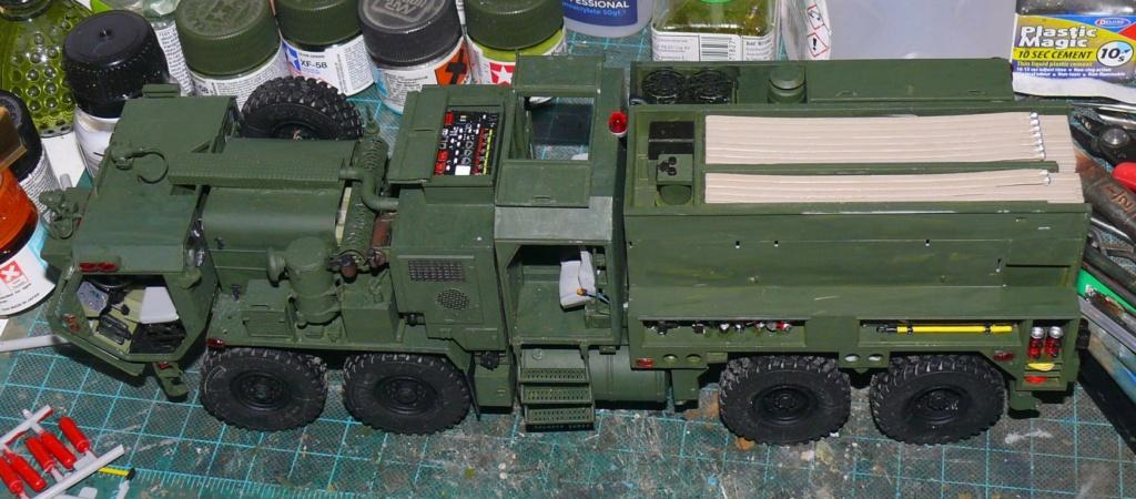 HEMTT M1142 Tactical Fire Fighting Truck TFFT de Trumpeter au 1/35 - Page 2 Hemtt688