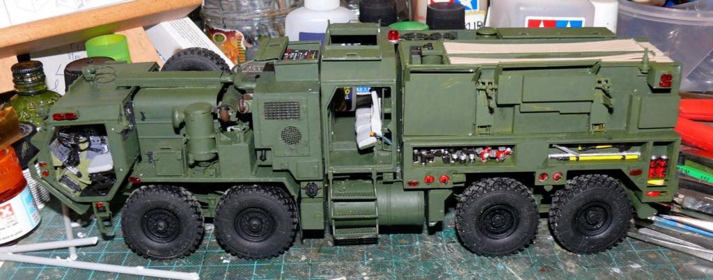 HEMTT M1142 Tactical Fire Fighting Truck TFFT de Trumpeter au 1/35 - Page 2 Hemtt691