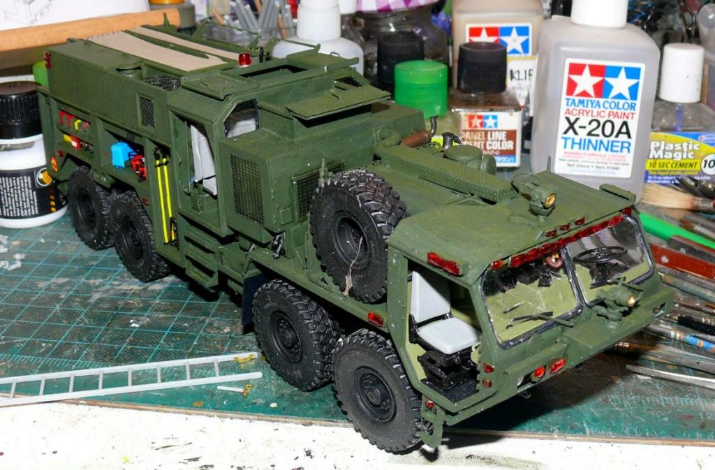 HEMTT M1142 Tactical Fire Fighting Truck TFFT de Trumpeter au 1/35 - Page 2 Hemtt694