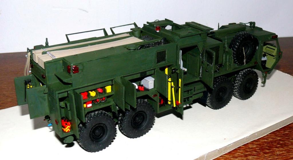 HEMTT M1142 Tactical Fire Fighting Truck TFFT de Trumpeter au 1/35 - Page 2 Hemtt716
