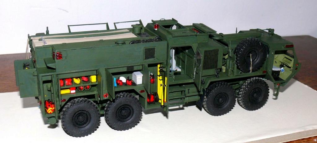 HEMTT M1142 Tactical Fire Fighting Truck TFFT de Trumpeter au 1/35 - Page 2 Hemtt717