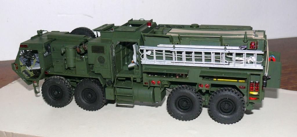 HEMTT M1142 Tactical Fire Fighting Truck TFFT de Trumpeter au 1/35 - Page 3 Hemtt726