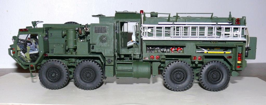 HEMTT M1142 Tactical Fire Fighting Truck TFFT de Trumpeter au 1/35 - Page 3 Hemtt727