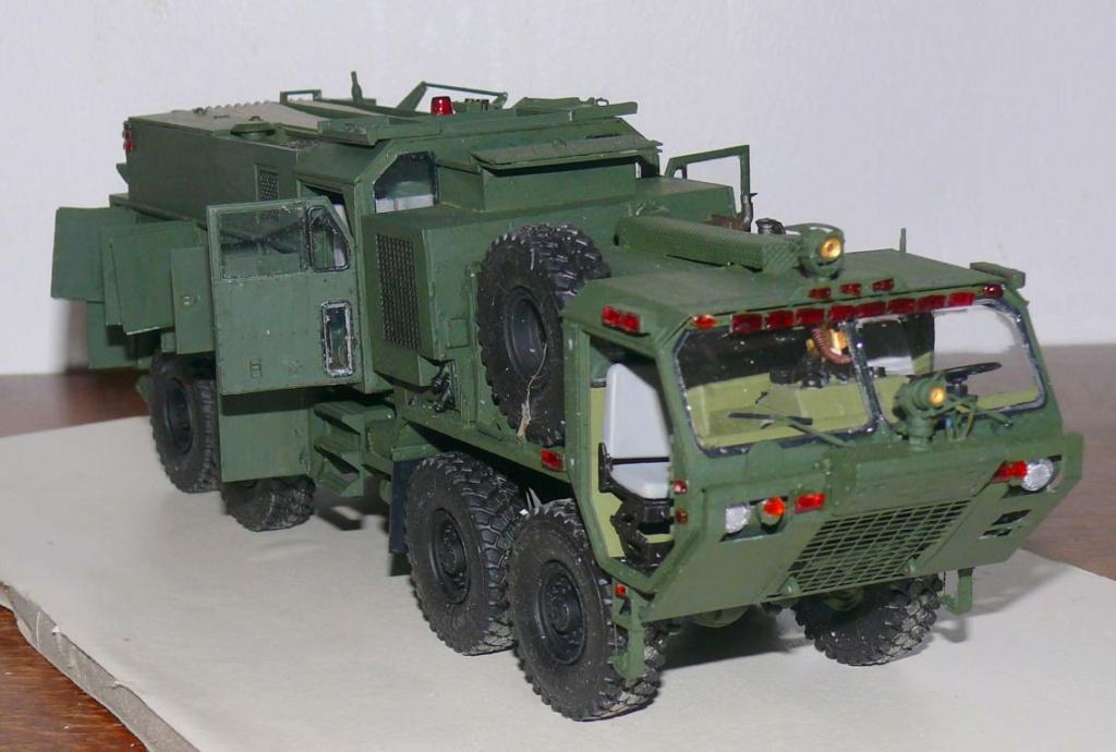 HEMTT M1142 Tactical Fire Fighting Truck TFFT de Trumpeter au 1/35 - Page 3 Hemtt728