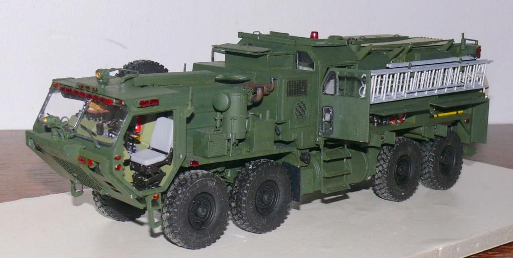 HEMTT M1142 Tactical Fire Fighting Truck TFFT de Trumpeter au 1/35 - Page 3 Hemtt729