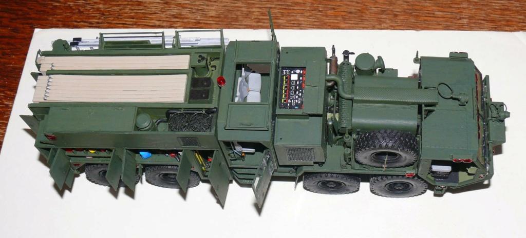 HEMTT M1142 Tactical Fire Fighting Truck TFFT de Trumpeter au 1/35 - Page 3 Hemtt733