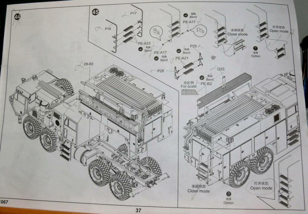 HEMTT M1142 Tactical Fire Fighting Truck TFFT de Trumpeter au 1/35 - Page 3 Hemtt736