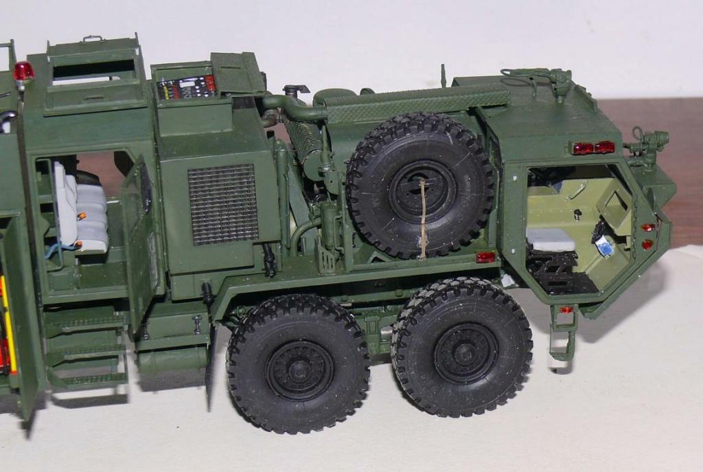 HEMTT M1142 Tactical Fire Fighting Truck TFFT de Trumpeter au 1/35 - Page 3 Hemtt748