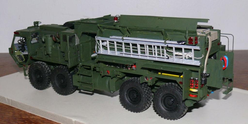 HEMTT M1142 Tactical Fire Fighting Truck TFFT de Trumpeter au 1/35 - Page 3 Hemtt754