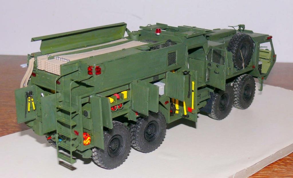 HEMTT M1142 Tactical Fire Fighting Truck TFFT de Trumpeter au 1/35 - Page 3 Hemtt760