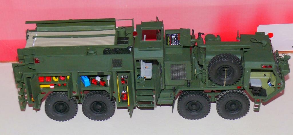 HEMTT M1142 Tactical Fire Fighting Truck TFFT de Trumpeter au 1/35 - Page 3 Hemtt761