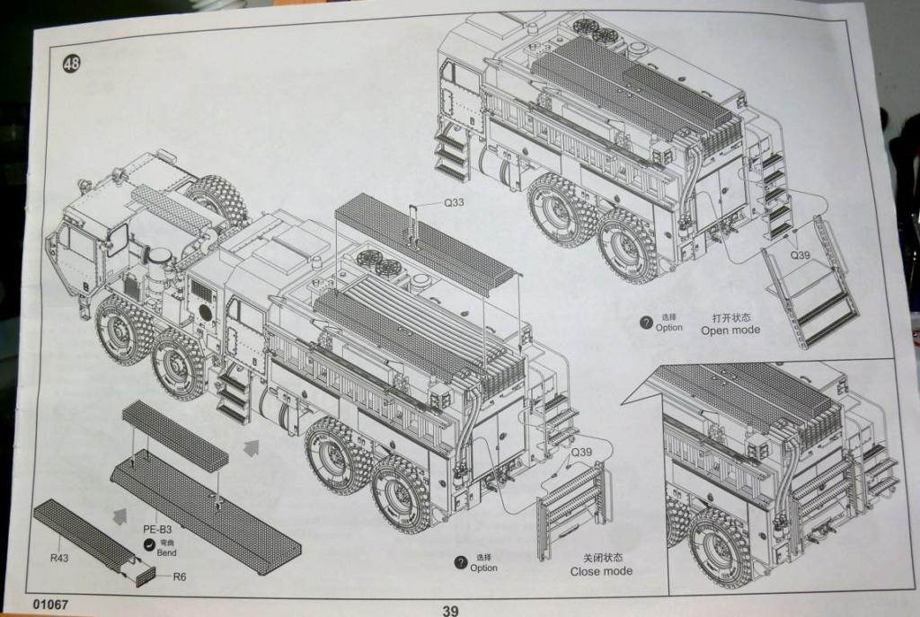 HEMTT M1142 Tactical Fire Fighting Truck TFFT de Trumpeter au 1/35 - Page 3 Hemtt763