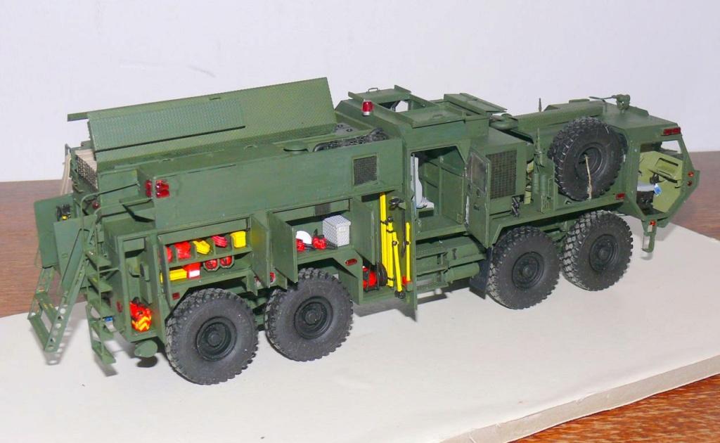 HEMTT M1142 Tactical Fire Fighting Truck TFFT de Trumpeter au 1/35 - Page 3 Hemtt765