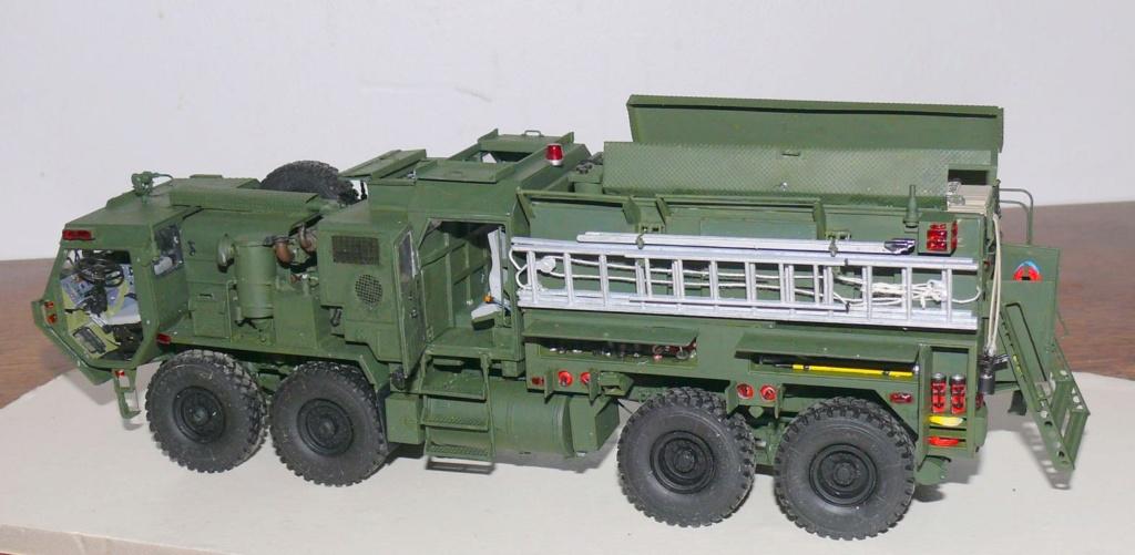 HEMTT M1142 Tactical Fire Fighting Truck TFFT de Trumpeter au 1/35 - Page 3 Hemtt770