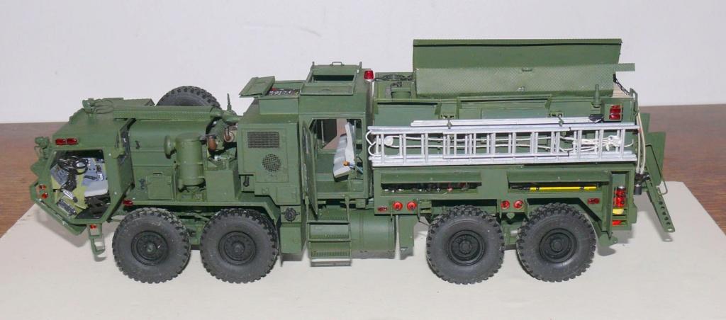 HEMTT M1142 Tactical Fire Fighting Truck TFFT de Trumpeter au 1/35 - Page 3 Hemtt771