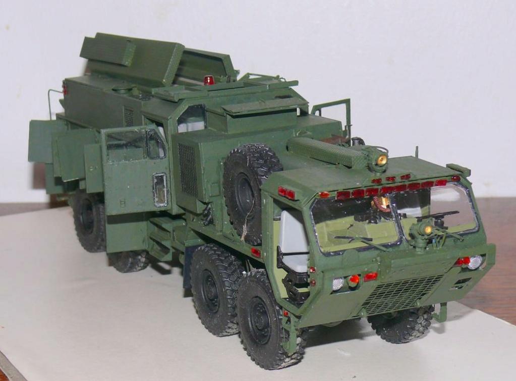 HEMTT M1142 Tactical Fire Fighting Truck TFFT de Trumpeter au 1/35 - Page 3 Hemtt773