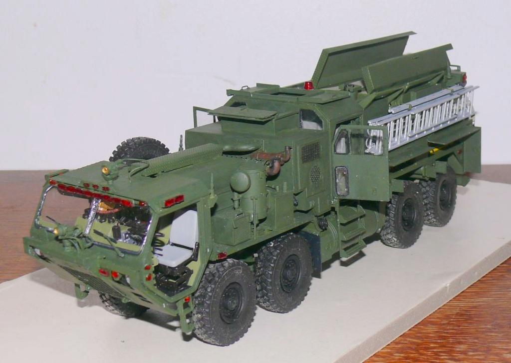 HEMTT M1142 Tactical Fire Fighting Truck TFFT de Trumpeter au 1/35 - Page 3 Hemtt774
