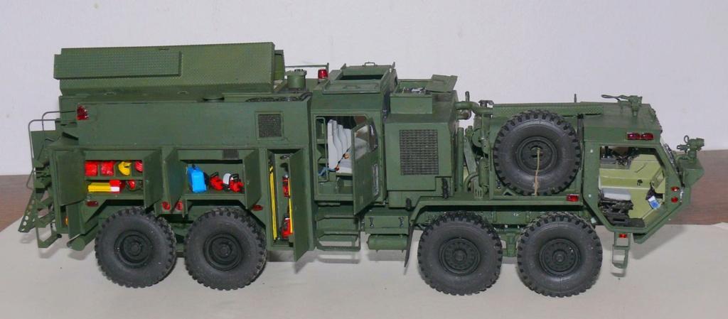 HEMTT M1142 Tactical Fire Fighting Truck TFFT de Trumpeter au 1/35 - Page 3 Hemtt775