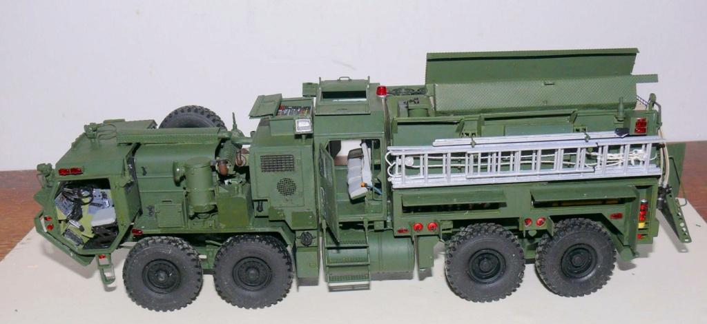 HEMTT M1142 Tactical Fire Fighting Truck TFFT de Trumpeter au 1/35 - Page 3 Hemtt784