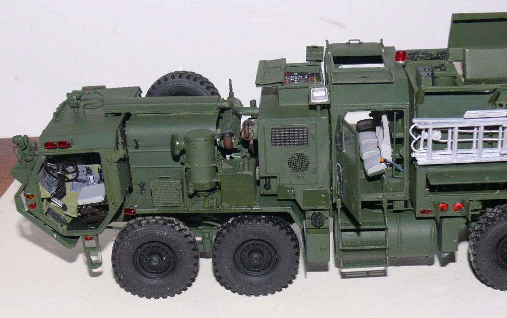 HEMTT M1142 Tactical Fire Fighting Truck TFFT de Trumpeter au 1/35 - Page 3 Hemtt787