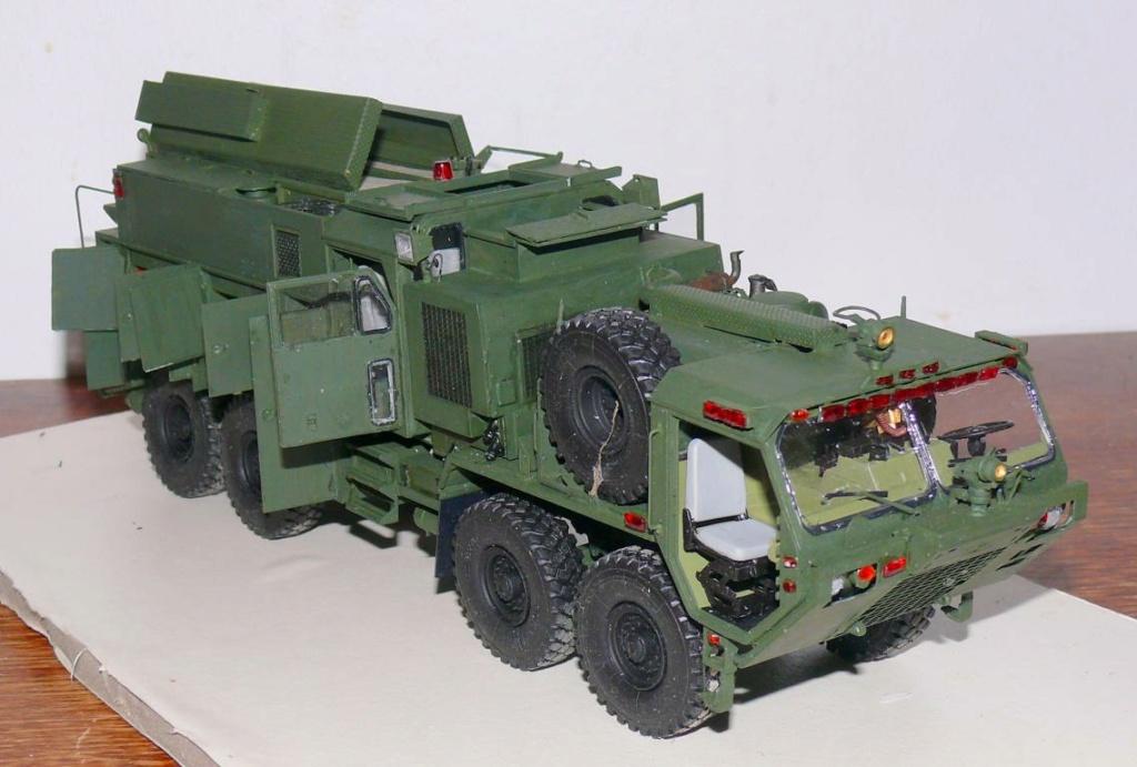HEMTT M1142 Tactical Fire Fighting Truck TFFT de Trumpeter au 1/35 - Page 3 Hemtt796