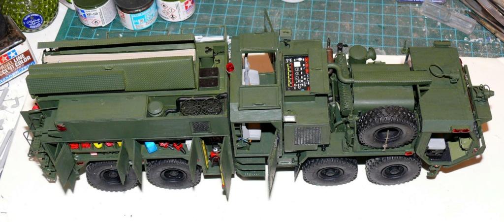HEMTT M1142 Tactical Fire Fighting Truck TFFT de Trumpeter au 1/35 - Page 3 Hemtt798