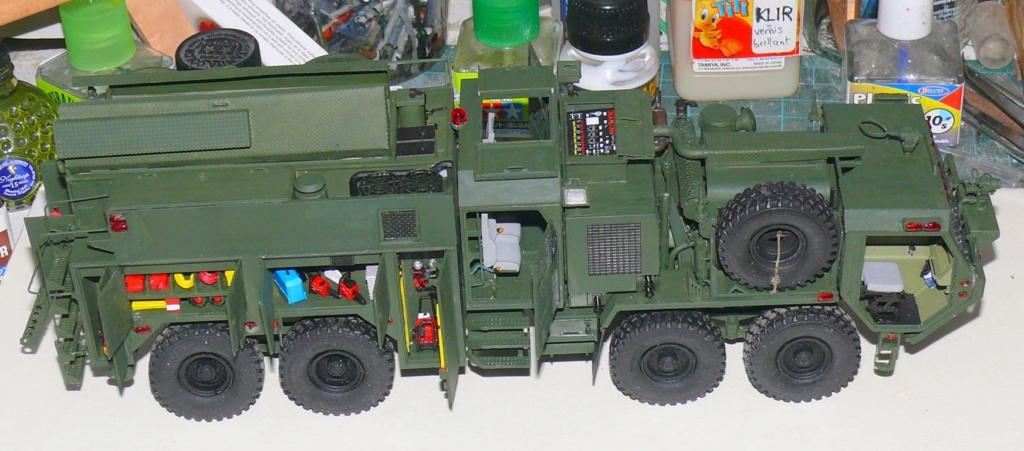 HEMTT M1142 Tactical Fire Fighting Truck TFFT de Trumpeter au 1/35 - Page 3 Hemtt799