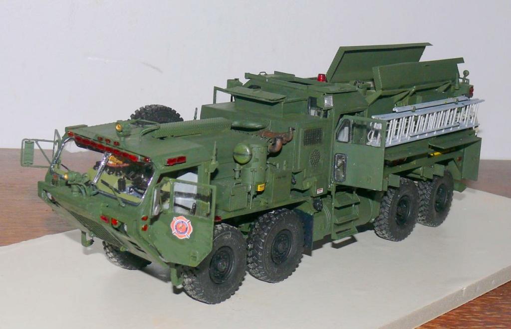 HEMTT M1142 Tactical Fire Fighting Truck TFFT de Trumpeter au 1/35 - Page 3 Hemtt800