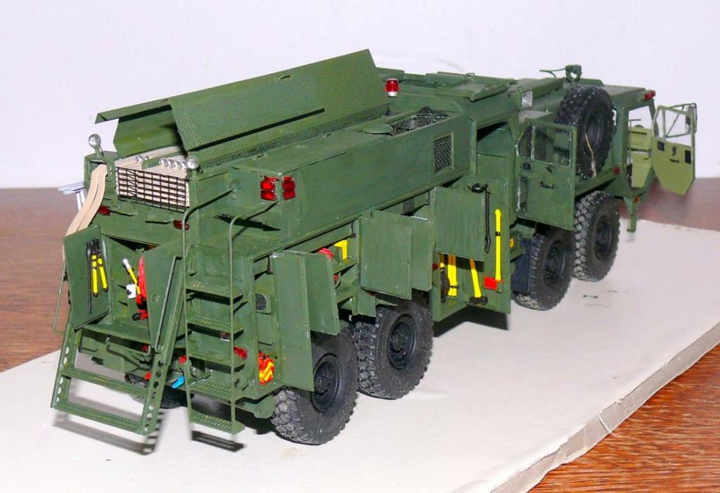 HEMTT M1142 Tactical Fire Fighting Truck TFFT de Trumpeter au 1/35 - Page 3 Hemtt808