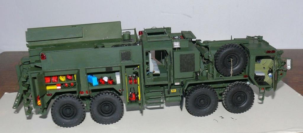HEMTT M1142 Tactical Fire Fighting Truck TFFT de Trumpeter au 1/35 - Page 3 Hemtt810