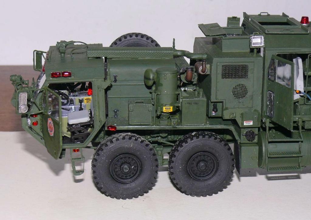 HEMTT M1142 Tactical Fire Fighting Truck TFFT de Trumpeter au 1/35 - Page 3 Hemtt816