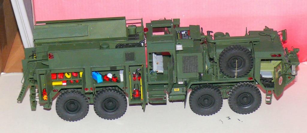HEMTT M1142 Tactical Fire Fighting Truck TFFT de Trumpeter au 1/35 - Page 3 Hemtt819