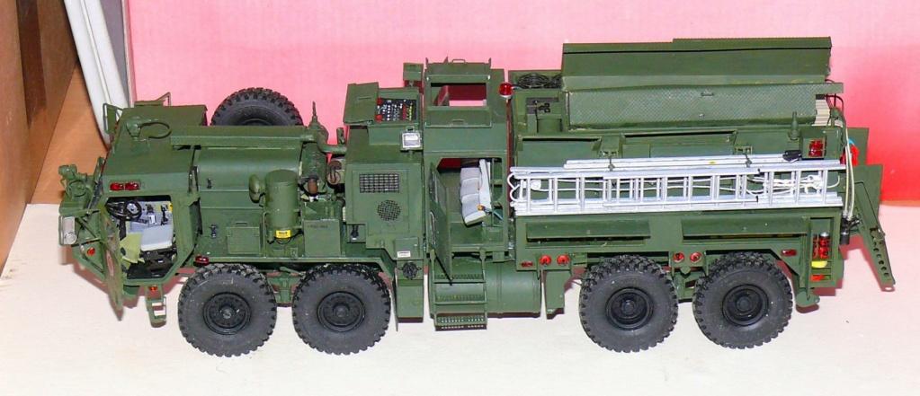 HEMTT M1142 Tactical Fire Fighting Truck TFFT de Trumpeter au 1/35 - Page 3 Hemtt820