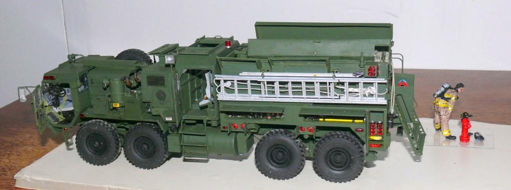 HEMTT M1142 Tactical Fire Fighting Truck TFFT de Trumpeter au 1/35 - Page 3 Hemtt833