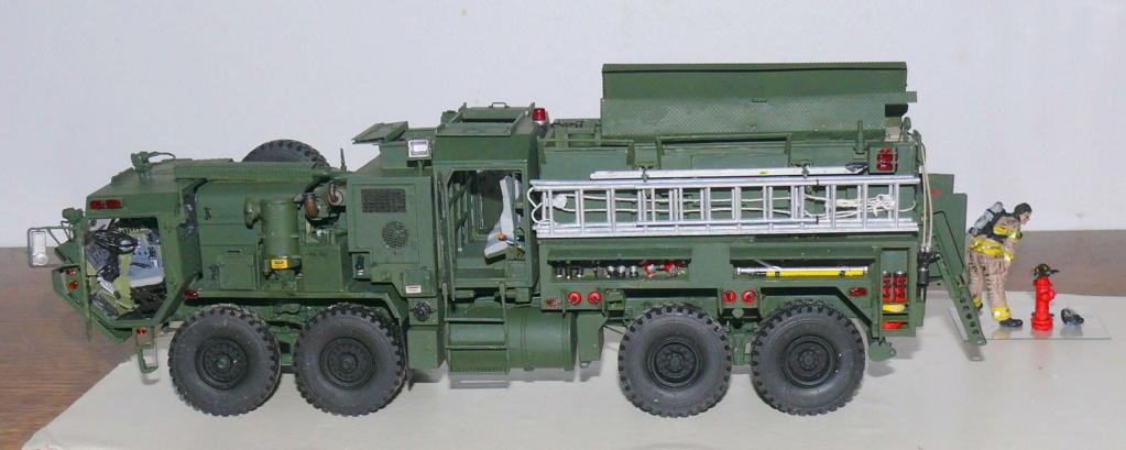 HEMTT M1142 Tactical Fire Fighting Truck TFFT de Trumpeter au 1/35 - Page 3 Hemtt837